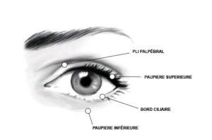 blepharoplastie inferieure